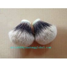 20/63mm Bulb Shape Finest Badger Shaving Brush Knots