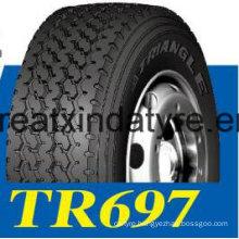 Triangle 385/65r22.5 Trailer Tyre (TR697)
