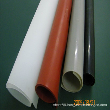 2016 China Fire Resistant Silicone Rubber Sheet in Rolls