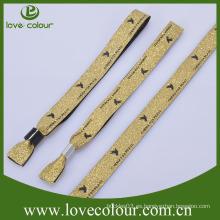 Pulsera wristband atractiva atractiva de la historieta con precio moderado