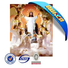 Gratis Muestra Lenticular Jesus Christ 3D Imágenes