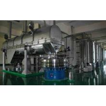 Máquina de secado de lecho fluidizado vibrante con fosfato de potasio