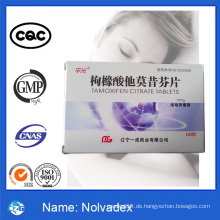 USP Standard GMP Grade Anabolic Steriods Pulver & Pillen Nolvadex