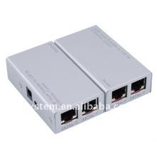 HDMI Super Extender (über CAT-5e / 6 Kabel)
