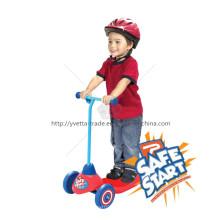 Kids scooter elétrico com padrão da Europa (YVS-L003)