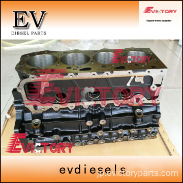4JJ1T cylinder head block crankshaft connecting rod