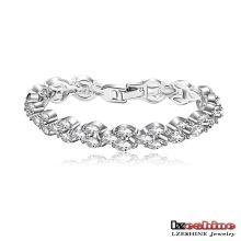 Bracelets à grappe Zirconia CZ pour femmes (CBR0038-B)