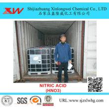 Acide nitrique dans l'extraction d'or