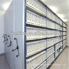 Jracking hot product library Zinc covered warehouse storage mobile pallet racking