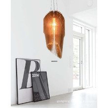 Indoor Wooden Pendant Lights (MD20032-450)