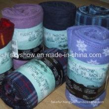 Promotion Fleece Blanket with Paper Belt (SSB0196)