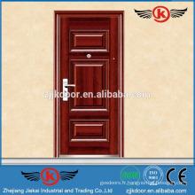 JK-S9026 fabricants de portes commerciales en acier turquoise