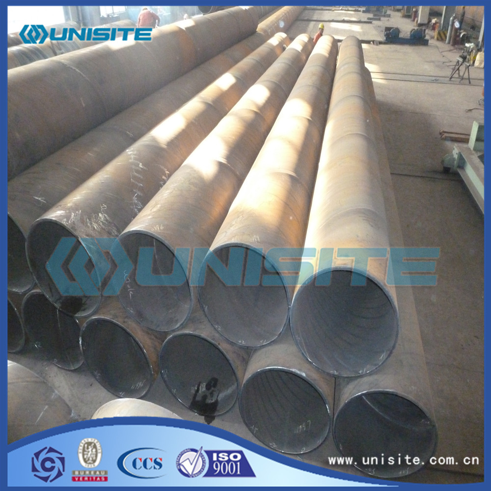 Custom Piling Pipe Steel for sale