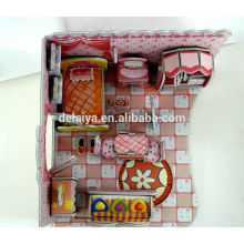 DIY educational toy 3D puzzle girls bedroom for kids