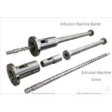 Einschneckenzylinder für Formmaschine