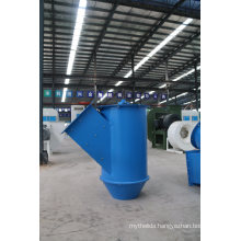 Requiring No Electricity Maosheng Dust Suppression Hopper Good for Maize/Sorghum/Cocoa Bean/Grain Storage Silo Discharging