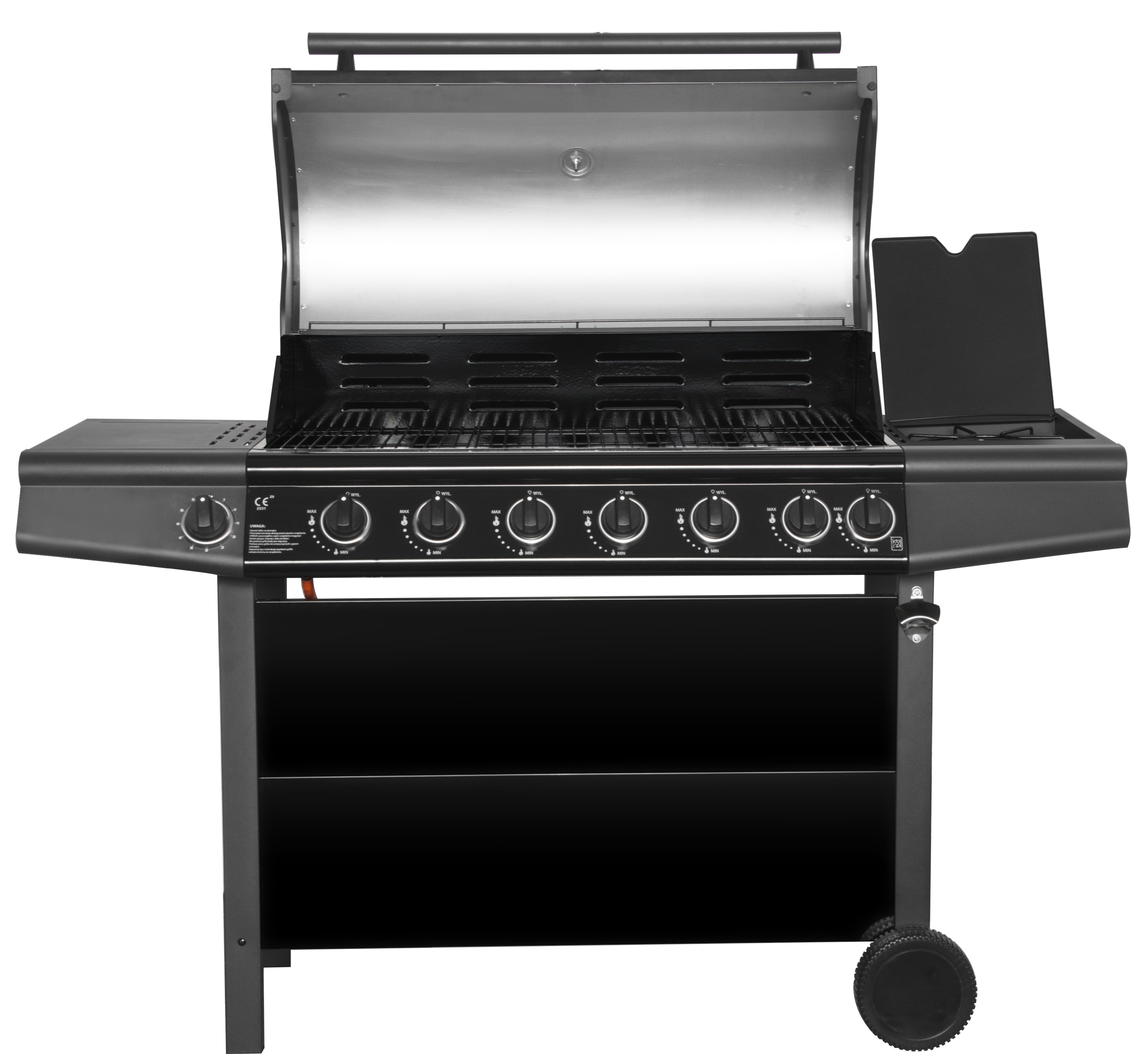 6 Burner Patio Gas Barbecue Grill