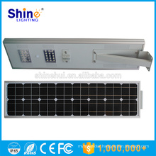 30W all in one integrated large outdoor solar lights