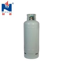 Fabricante vazio do cilindro do gás 100lb cilindro de gás do cozinhar do propano da porcelana para o mercado de S-América