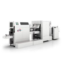 Máquina para fabricar bolsas de camisetas no tejidas