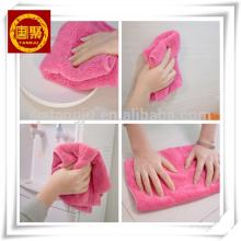 Китай Оптовая продажа мути-цвет коралловый ткань ватки, ватки коралла платочек