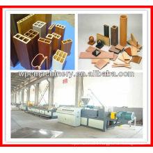 plastic lumber machine plastic lumber making machine