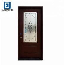 FANGDA beste Qualität Fiberglas Tür Fiberglas Tür FRP (Grq) Tür