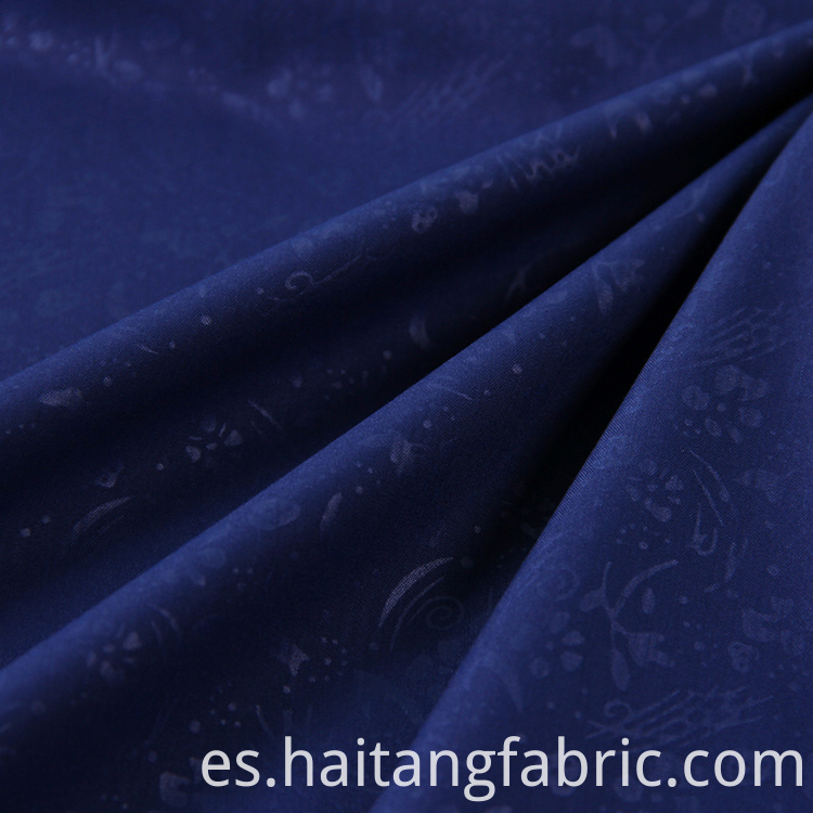 Stock Fabric Embossing