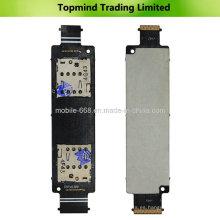 100% de control de calidad aprobado para Asus Zenfone 5 Lector de tarjeta SIM Dual Flex Cable