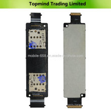 100% QC Passed for Asus Zenfone 5 Dual SIM Card Reader Flex Cable