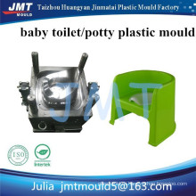 OEM baby toilet plastic injection mold tooling
