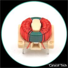 T9X5X3 Baja DC Resistencia variable 100uh 3a Toroidal Inductor bobina Para Cargador de Batería