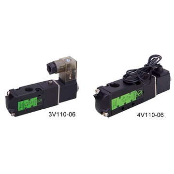 100 series solenoid valve and air valve