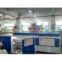 Three Layer Wrap Film Machine For Pallet Packaging
