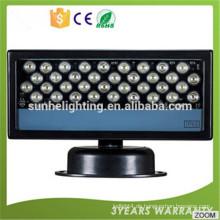 IP65 Qualität rgb führte lineares Licht 40w im Freien geführtes Wand-Unterlegscheibenlicht CE RoHS mit Fabrikpreis