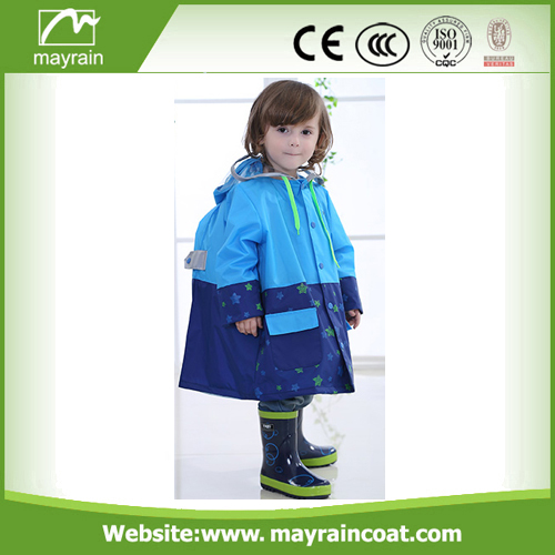 PVC Fabric Kid' S Rain Suit