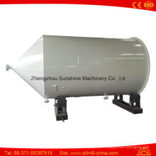 5t Hot Sales Batch Oil Refining Soybean Crude Oil Refinery