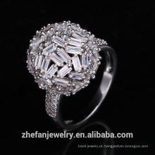 recém-chegados 2018 anel de design de jóias por atacado