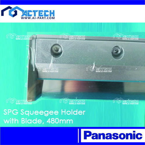 SPG Squeegee Holder with Blade, 480mm_3B