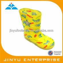 Botas de chuva baratos para crianças