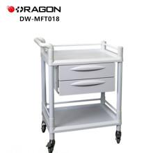 DW-MFT018 Multifonction équipement médical ABS chariot