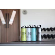 Из Нержавеющей Стали Одностенные Спорта На Открытом Воздухе Бутылки Воды Ссф-580 Колбу Чашки