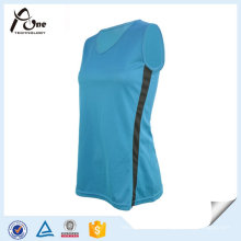 Classic Women Tops Fitness Sports Wear for Wholesale
