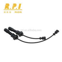 Cable de encendido de silicona de alta tensión, CABLE DE ENCHUFE DE CHISPAS PARA HYUNDAI ACCENT 27501-26B00