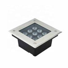 Встраиваемый настенный уличный светодиодный светильник Step Professional
