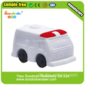 3D Ambulance Mini Shaped Eraser-Set