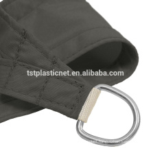 5x5x5m 140gsm water resistant shade sail for swimming pool on best sale