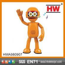 2015 New Product Interessante Crianças B / O Cantando falando brinquedos robô