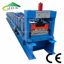 Aluminum wall cladding roll forming machine