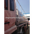 Dongfeng 8X4 LHD / RHD 25Tons Fuel Transport Tanker